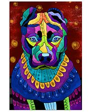PITBULL POSTER ART PAINTING  24x36 Poster front