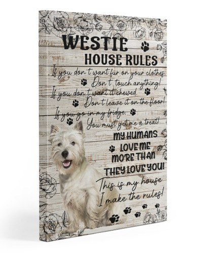Westie House Rules