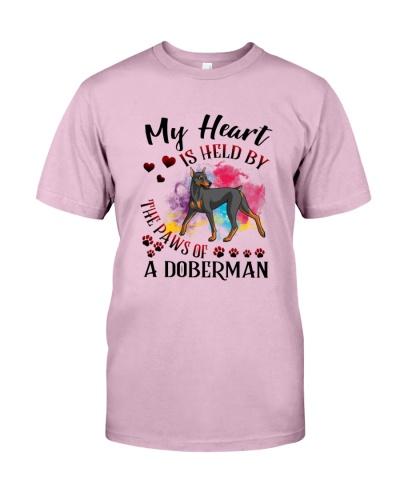 Doberman My Heart