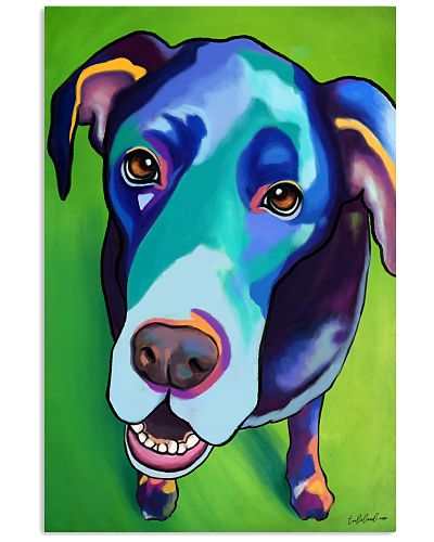 Great Dane Water Color