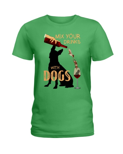 Mix Your Drink With Dogs