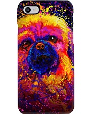 Pekingese Water Color Phone Case thumbnail