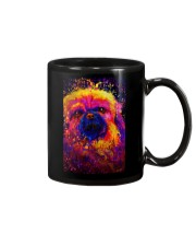 Pekingese Water Color Mug thumbnail