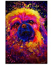 Pekingese Water Color 24x36 Poster front