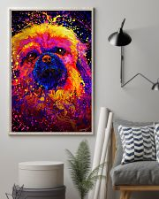 Pekingese Water Color 24x36 Poster lifestyle-poster-1