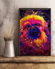Pekingese Water Color 24x36 Poster lifestyle-poster-3