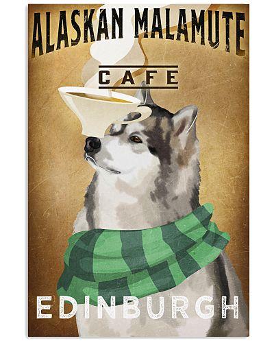 Alaskan Malamute Cafe