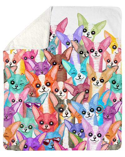 Chihuahua Mullti Blanket