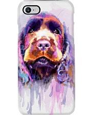 Cocker Spaniel Water Color Phone Case thumbnail