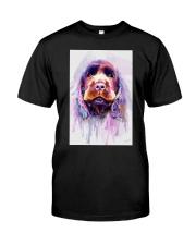 Cocker Spaniel Water Color Classic T-Shirt thumbnail