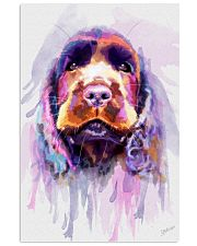 Cocker Spaniel Water Color 11x17 Poster front