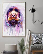 Cocker Spaniel Water Color 11x17 Poster lifestyle-poster-1