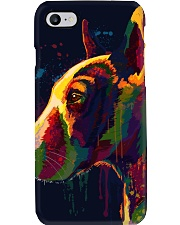 Bull Terrier Poster Unique Art V4 Phone Case tile