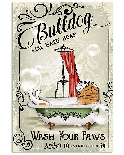 Bulldog  Bath Soap