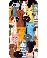 Cats  Phone Case Multi Phone Case i-phone-7-case