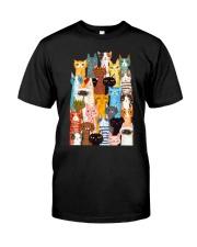 Cats  Phone Case Multi Classic T-Shirt thumbnail