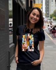 Cats  Phone Case Multi Ladies T-Shirt lifestyle-women-crewneck-front-5