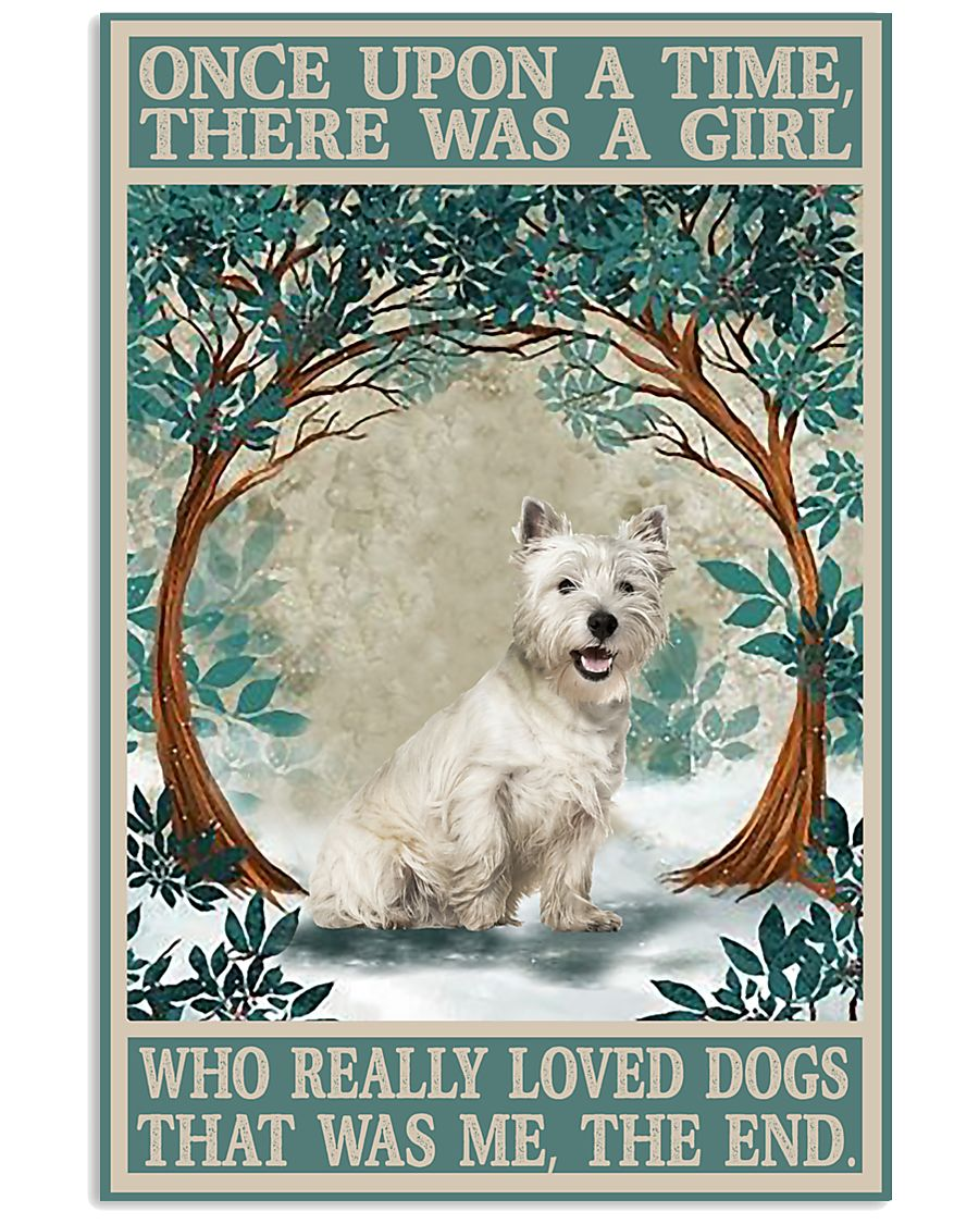 Westie you are my sunshine 24x36 Poster