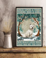 Westie you are my sunshine 24x36 Poster lifestyle-poster-3