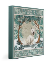 Westie you are my sunshine 11x14 Gallery Wrapped Canvas Prints thumbnail
