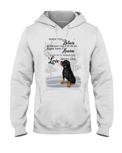 love never dies Rottweiler - PM-IDM-18-10