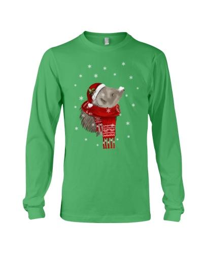 Hedgehog Christmas Gift