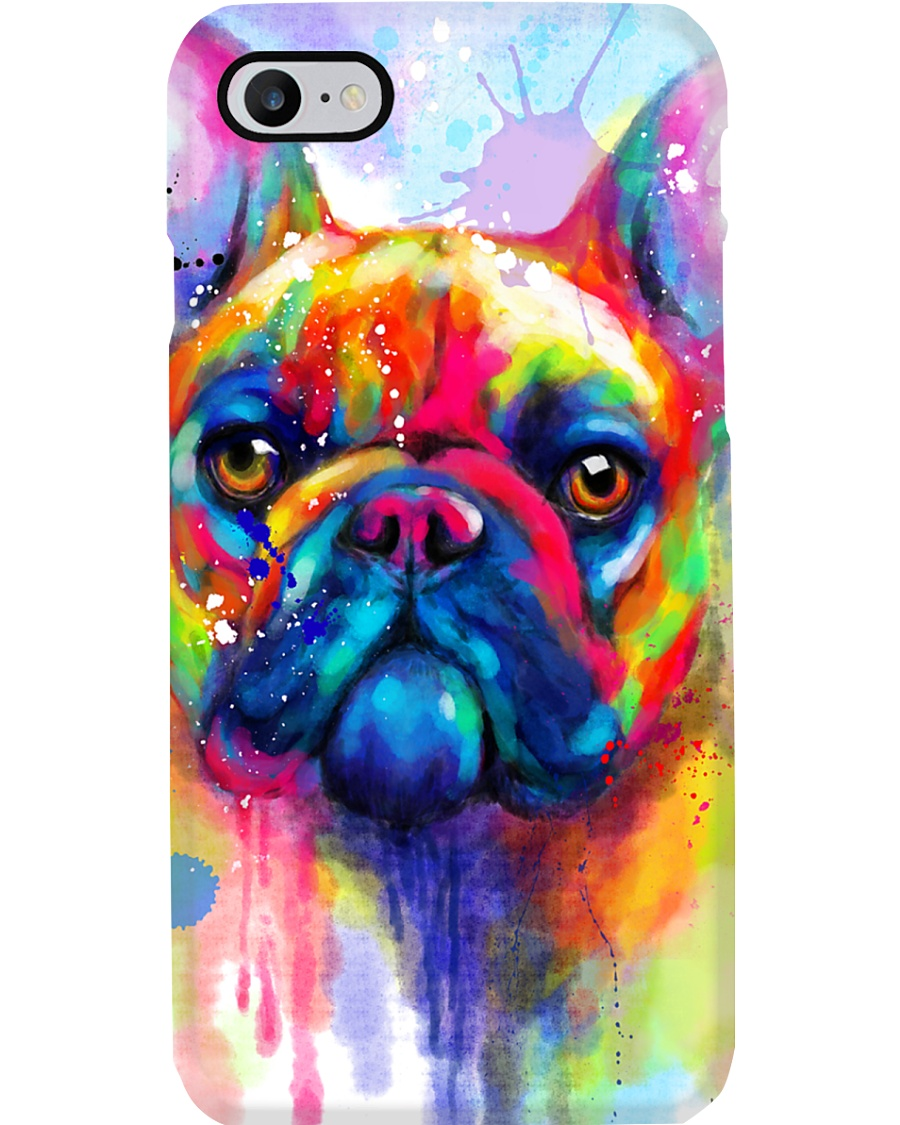 French Bulldog Water Color Phone Case Phone Case
