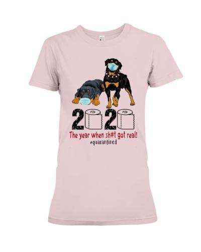 Rottweiler 2020 Quarantined