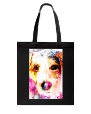 Jack Russell Face Art Water Color DF67 Tote Bag thumbnail