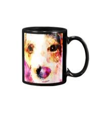 Jack Russell Face Art Water Color DF67 Mug thumbnail