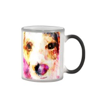 Jack Russell Face Art Water Color DF67 Color Changing Mug thumbnail