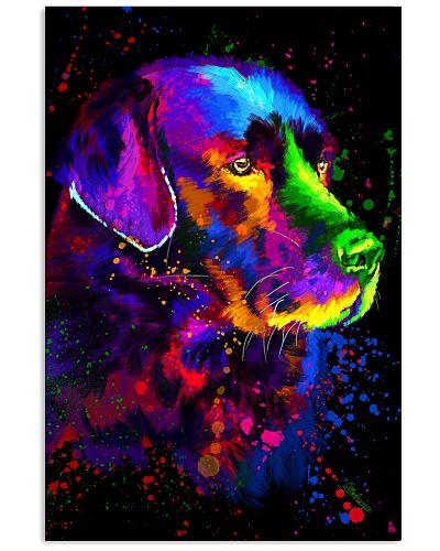 Labrador Water Color Art