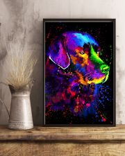 Labrador Water Color Art  16x24 Poster lifestyle-poster-3