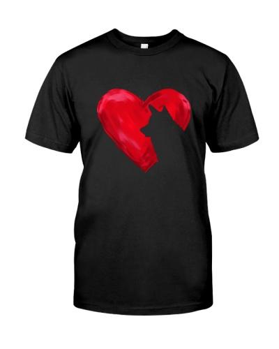 Corgi heart
