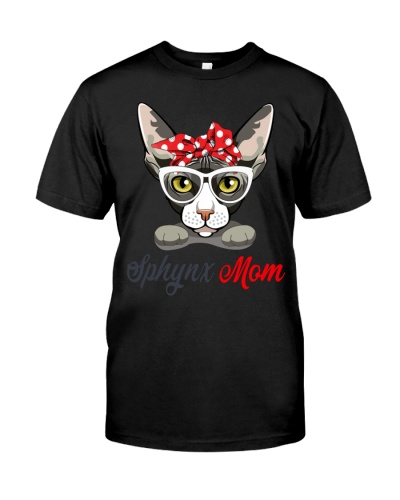 Sphynx all over T-shirt