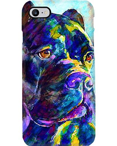 Cane Corso Water Color Phone Case