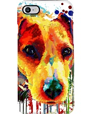 Jack Russell Water Color Art Flow A2 Phone Case thumbnail