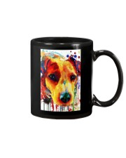 Jack Russell Water Color Art Flow A2 Mug thumbnail