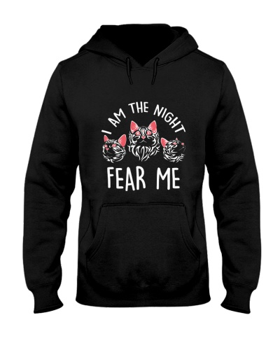 Cat The Night Fear Me