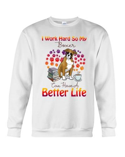 Boxer better life