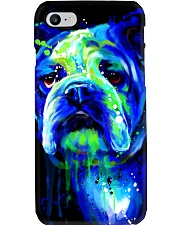 Bulldog Water Color Phone Case thumbnail