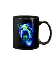 Bulldog Water Color Mug thumbnail