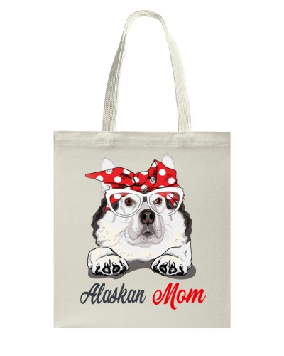 Alaskan Malamute Mom