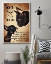 Nerver Forget Who You Are  16x24 Poster lifestyle-poster-1