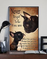Nerver Forget Who You Are  16x24 Poster lifestyle-poster-2