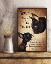 Nerver Forget Who You Are  16x24 Poster lifestyle-poster-3