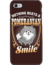 NOTHING BEATS A POMERANIAN SMILE Phone Case thumbnail