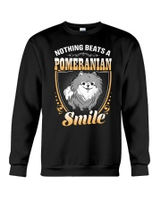 NOTHING BEATS A POMERANIAN SMILE Crewneck Sweatshirt thumbnail