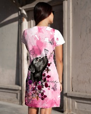 Limited Edition All-over Dress aos-dress-back-lifestyle-1