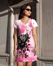 Limited Edition All-over Dress aos-dress-front-lifestyle-1